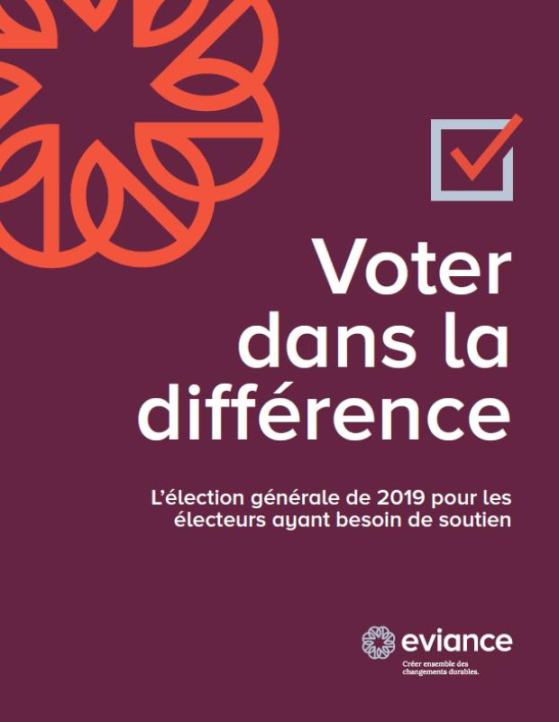 Couverture du document Voter dans la différence