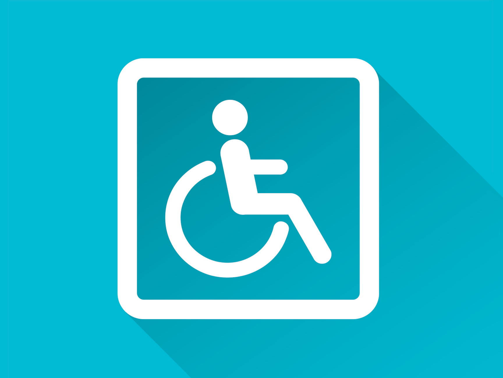 Illustration of an accessibility icon
